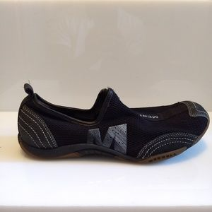 Merrell Womens Black Barrado Shoes